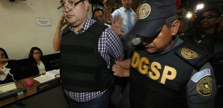 Aplaza Duarte su extradición