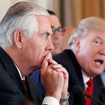 Tillerson da ultimátum: Rusia debe elegir entre Assad o Estados Unidos