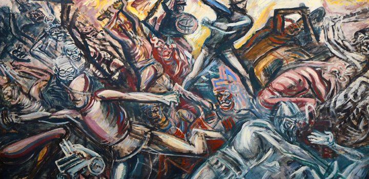 El Museo de Arte Carrillo Gil invita a recorrer la exposición Orozco y Los Teules, 1947