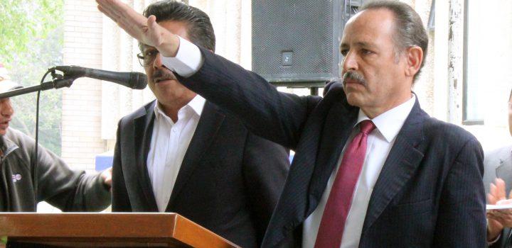 Tomó protesta el director de Economía de la Universidad Autónoma Chapingo