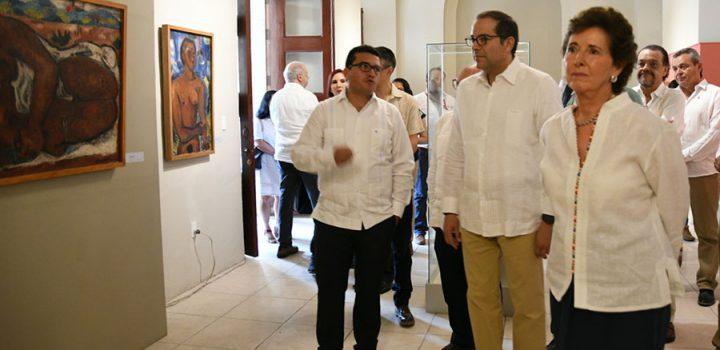 Fue inaugurado en Colima el Centro Estatal de las Artes de Comala
