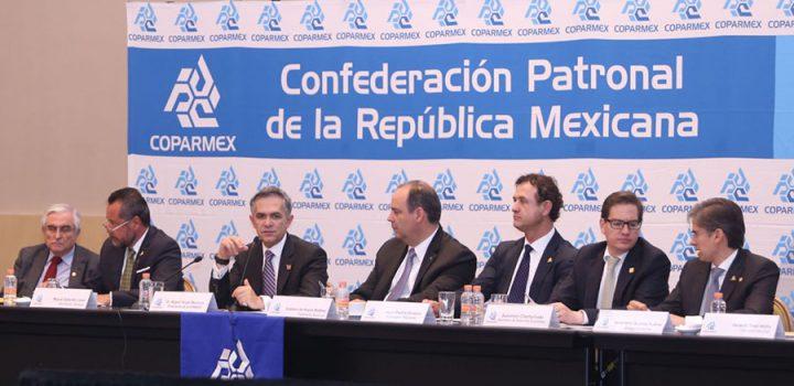 Celebra Gobierno de CDMX respaldo de COPARMEX en incremento al salario mínimo