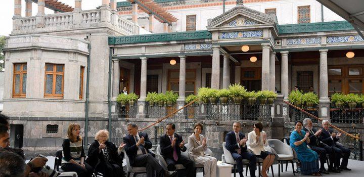 Concluyen la restauración de la Casa Rivas Mercado, puente cultural entre los siglos XIX, XX y XXI