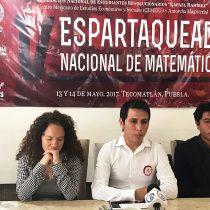En la Atenas de la Mixteca se crearán matemáticas puras