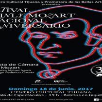 El Festival Mainly Mozart celebrará sus 25 años en Tijuana