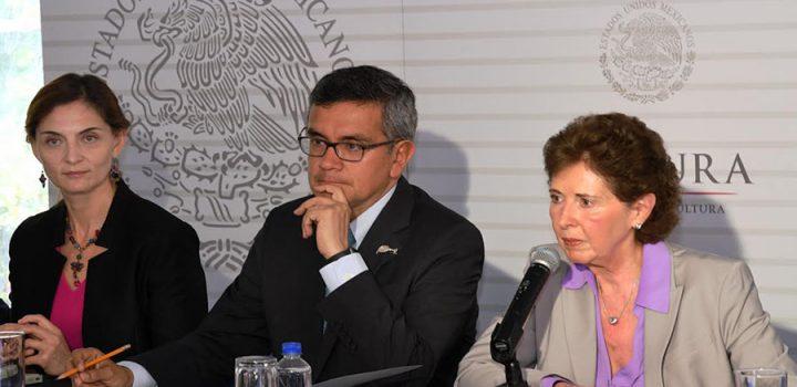 Alista México su participación, en la Feria Internacional del Libro de Lima, Perú, 2017