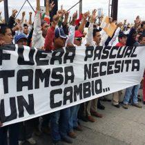 No habrá justicia legal ni laboral para los obreros de TAMSA