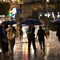 Prevén lluvias fuertes en norte, sur y poniente de CDMX