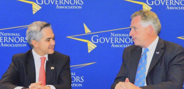 Acuerdan gobernadores de México, Canadá y Estados Unidos próxima reunión sobre TLCAN