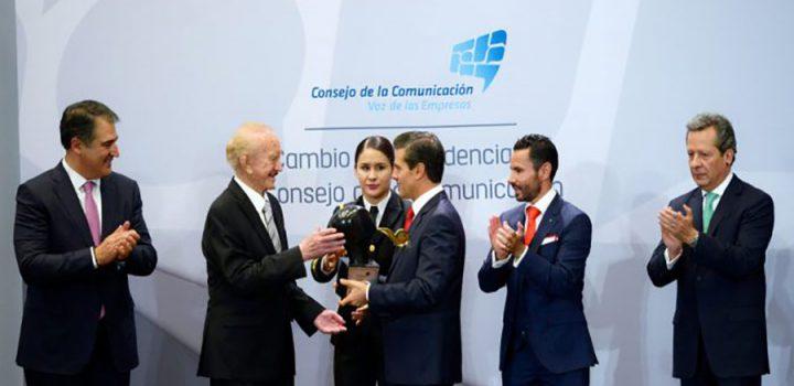 El ejercicio libre del periodismo es una condición indispensable en toda la sociedad democrática: Enrique Peña Nieto