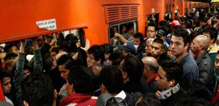 Fallas en la Línea 3 del Metro afectan a miles de usuarios