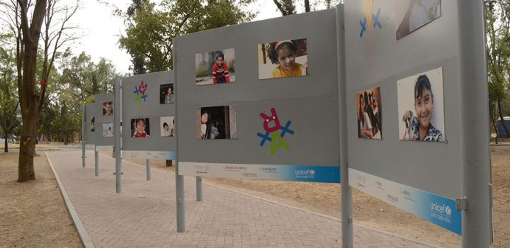 La infancia sonríe De oreja a oreja con Alas y Raíces y Unicef México