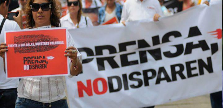 Hasta septiembre aprobarían comisión para prevenir agresiones contra periodistas