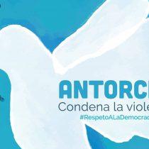 Antorcha condena la violencia y exige respeto a la democracia en elecciones