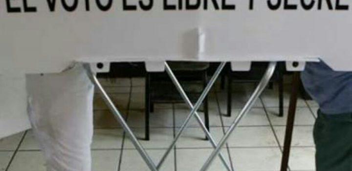 Inician elecciones en completa paz en Chimalhuacán