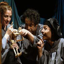 MUF. Teatro de Títeres develó placa por 30 años de trayectoria
