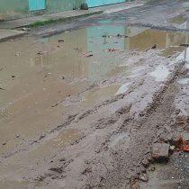 De calles a lodazales en San Martín de Zula
