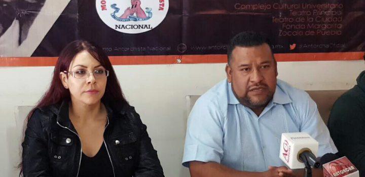 """Realizará Antorcha """"Festival de Teatro Víctor Puebla"""""""