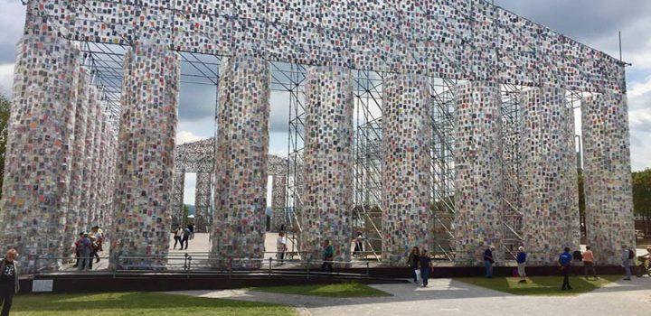 Más de 100.000 ejemplares forman el 'Partenón' de los libros prohibidos