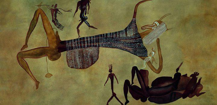 Inauguran la exposición Frobenius. El Mundo del Arte Rupestre en el Museo Nacional de Antropología