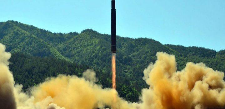 Tensión por lanzamiento de Corea del Norte de un misil intercontinental; Trump critica,Rusia minimiza, México y otros países condenan