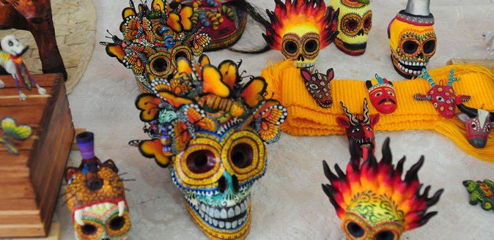 Presenta el Museo Nacional de Culturas Populares la riqueza artesanal y gastronómica de Puebla