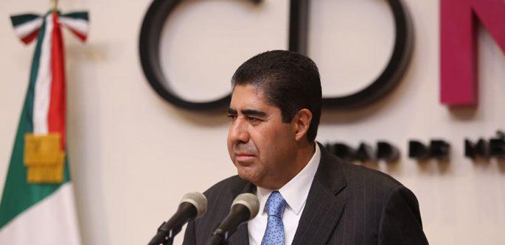 Jefe de Gobierno designa a nuevo Procurador de Justicia