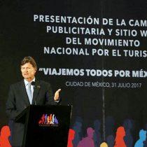 Sectur federal presenta campaña Viajemos todos por México