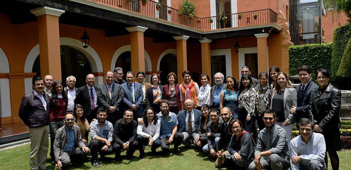 La Secretaría de Cultura reconoce al equipo responsable de la restauración de la escultura ecuestre de El Caballito