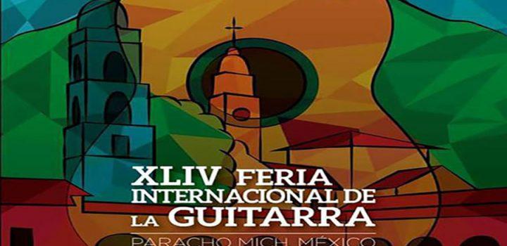 XLII Festival de Guitarra, música, tradición y cultura en Paracho, Michoacán