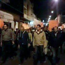 Alcalde de Ciudad Hidalgo, Ruben Padilla, reprime y encabeza desalojo de comerciantes