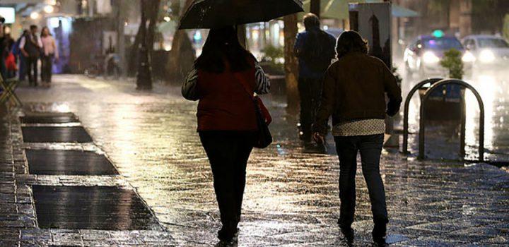 Mantiene CDMX alerta amarilla por lluvia en 16 demarcaciones