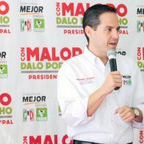 Maloro no cumple y se perfila como un alcalde represor