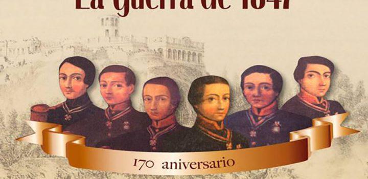 Ofrecerá el INEHRM la conferencia La guerra de 1847