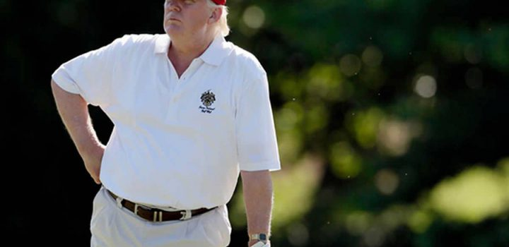 """Lanza Trump otra preocupante amenaza a Norcorea: """"está cargado y listo el armamento estadunidense"""""""