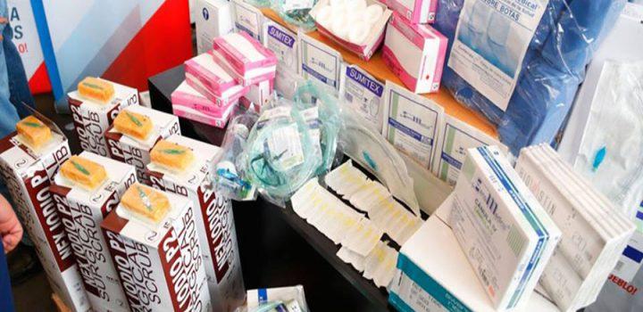 Podría afectar renegociación del TLCAN importación de insumos médicos