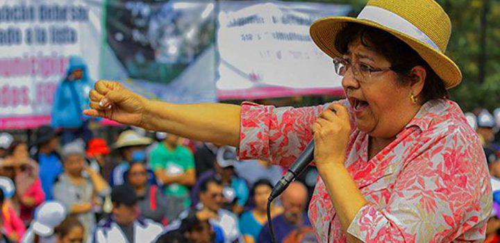 Chimalhuacán solicita a diputados federales atender emergencia tras sismo