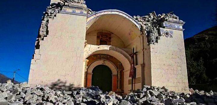 Plan de Acción para reconstruir el patrimonio de once entidades del país