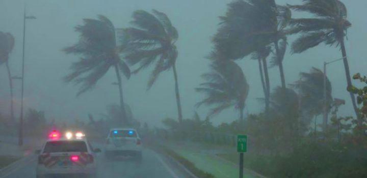 El huracán Irma arrasa islas del Caribe