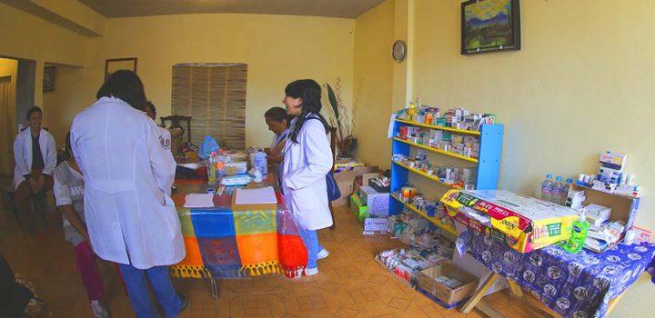 Atiende la UAM necesidades de salud en Xochimilco