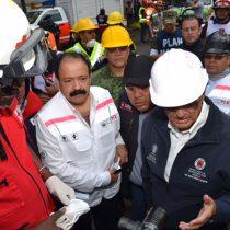 Visita secretario general de FICR la Ciudad de México como muestra de solidaridad