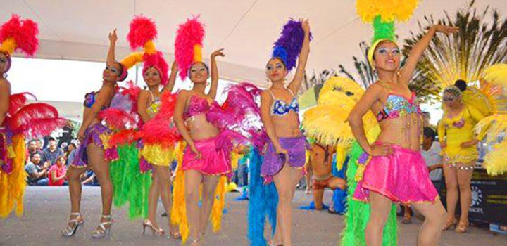 Con bailes del Brasil capitalinos participarán en III Concurso de Folclor Internacional