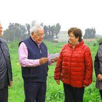 Alcaldesa de Chimalhuacán recibe terrenos para edificación de Hospital Regional