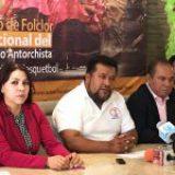 Realizará Antorcha III Encuentro de Folclor Internacionaly XII Torneo Nacional de Basquetbol