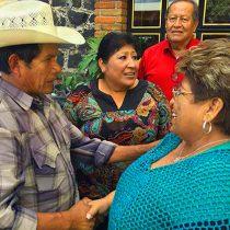 Envían víveres y maquinaria a la Mixteca y Atlixco