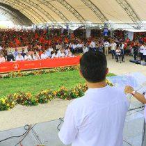 30 mil personas festejan 17 Aniversario de Antorcha en Yucatán