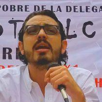 Vecinos de Azcapotzalco reciben conferencia de Abentofail Pérez Orona