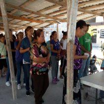 Entregan apoyos alimentarios en de Nuevo León