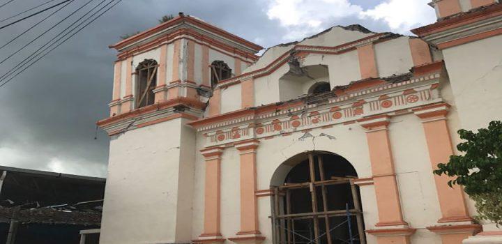 Emprenden acciones para recuperar inmuebles históricos afectados por los sismos
