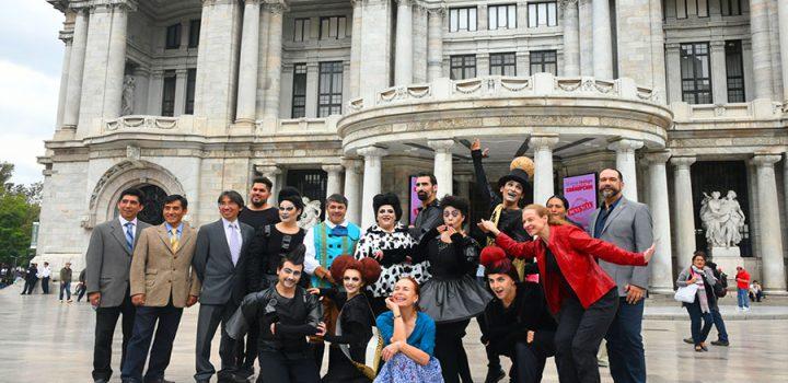 Bellas Artes festejará los 110 años de Cri-Crí